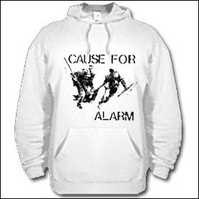 Cause For Alarm - Hooded Sweater
