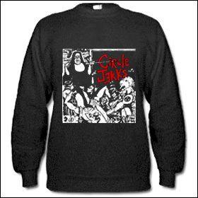 Circle Jerks - Nun Sweater