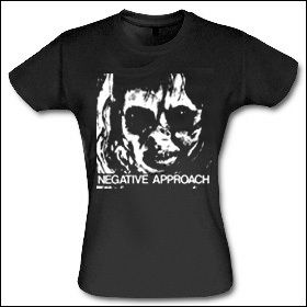 Negative Approach - Exorzist Girlie Shirt