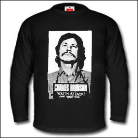 Charles Bronson - Youth Attack Longsleeve