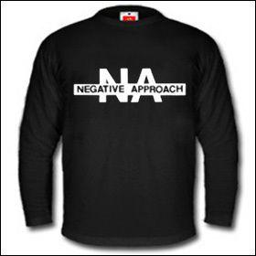 Negative Approach - Logo Longsleeve