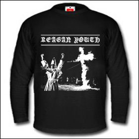 Reagan Youth - New Order Longsleeve