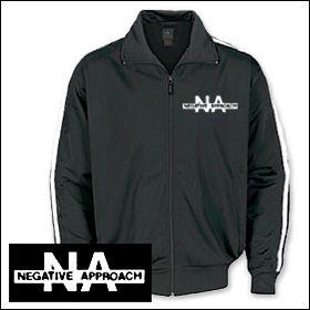 Negative Approach - Logo Trainingsjacke