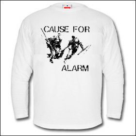 Cause For Alarm - Longsleeve