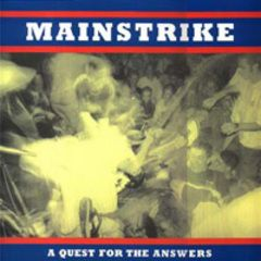 Mainstrike - A Quest For The Answers CD