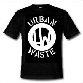 Urban Waste - Logo Shirt