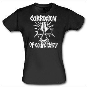 Corrosion Of Conformity - Girlie Shirt