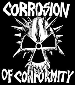 Corrosion Of Conformity - Aufnäher