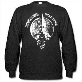 MDC- Police/Klan Sweater