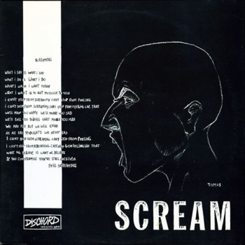 Scream - Still Screaming LP (Re-mastered)