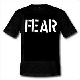 Fear - Logo Shirt