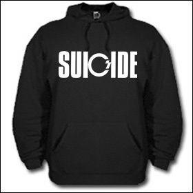 Career Suicide - Suicide Hooded Sweater