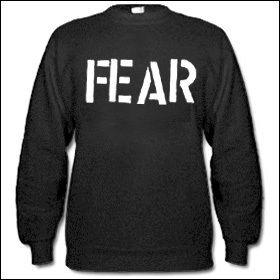 Fear - Logo Sweater