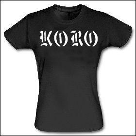 Koro - Logo Girlie Shirt