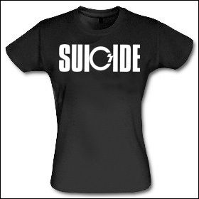 Career Suicide - Suicide Girlie Shirt