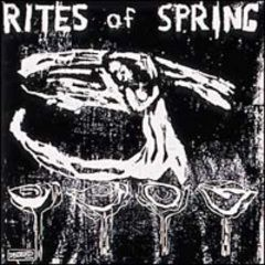 Rites Of Spring - End On End CD