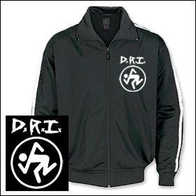 DRI - Logo Trainingsjacke