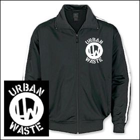 Urban Waste - Logo Trainingsjacke