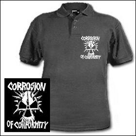 Corrosion Of Conformity - Polo Shirt
