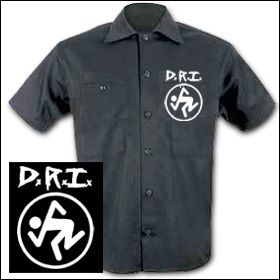 DRI - Logo Workershirt