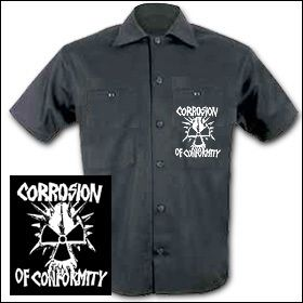 Corrosion Of Conformity - Workershirt