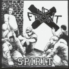 Up Front - Spirit CD
