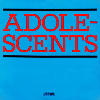Adolescents - s/t LP