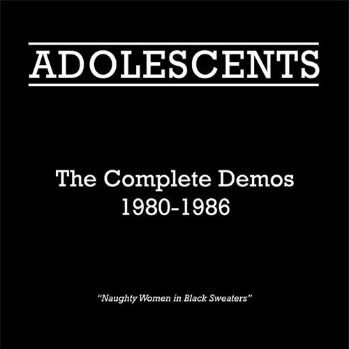 Adolescents - The Complete Demos 1980 - 1986 LP
