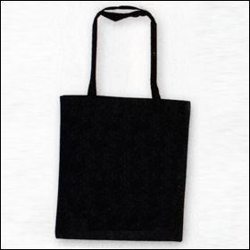 Baumwoll-Tasche (Henkel lang)