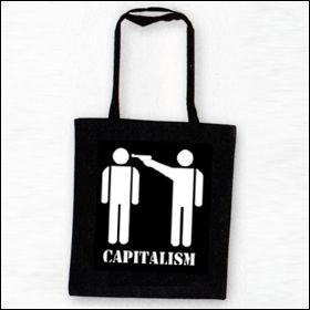 Capitalism - Tasche (Henkel lang)