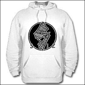 Swiz- Logo Hooded Sweater