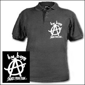 Big Boys - Skate For Fun Polo Shirt