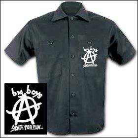 Big Boys - Skate For Fun Workershirt