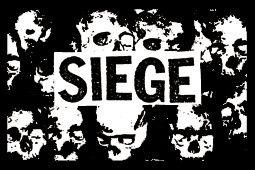 Siege - Aufnäher