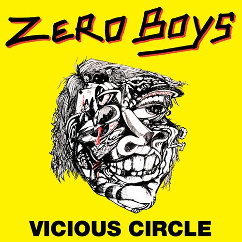 Zero Boys - Vicious Circle LP