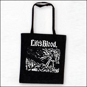 Life'sblood - Tasche (Henkel lang)