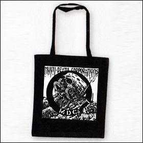 MDC - Multi-Death Corporations Bag (long handle)