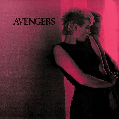 Avengers - s/t LP