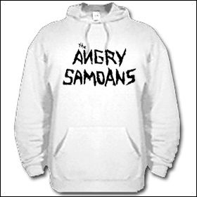 Angry Samoans - Logo Hooded Sweater