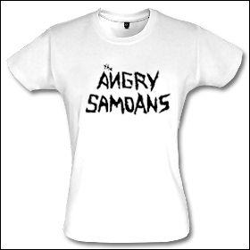 Angry Samoans - Logo Girlie Shirt