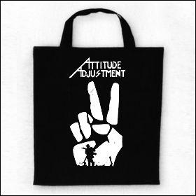 Attitude Adjustment - Victory Tasche (Henkel kurz)