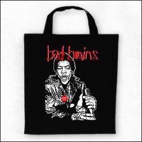 Bad Brains - Tasche (Henkel kurz)
