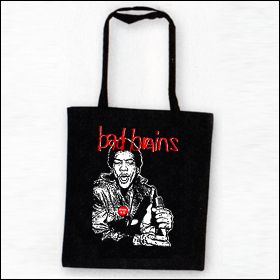 Bad Brains - Tasche (Henkel lang)