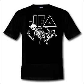 JFA - Skate To Hell Shirt