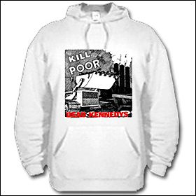 Dead Kennedys - Kill The Poor Hooded Sweater