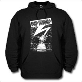 Bad Brains - Capitol Hooded Sweater