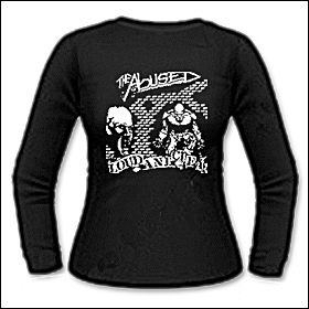 Abused - Loud And Clear Girlie Longsleeve