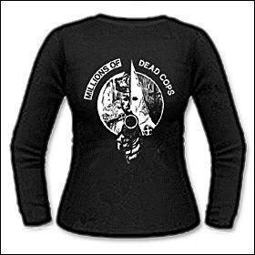 MDC - Police/Klan Girlie Longsleeve