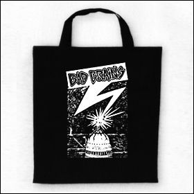 Bad Brains - Capitol Tasche (Henkel kurz)