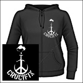 Crucifix - Bomb Girlie Zipper